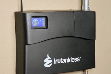 Going Tankless: The Hot & Cold on On-Demand Hot Water