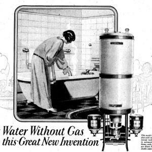Water heaters have come a long way since this add came out! Some important water heater maintenance tips include getting a professional to service your equipment!