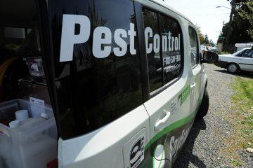 Invasion! Commercial Pest Control