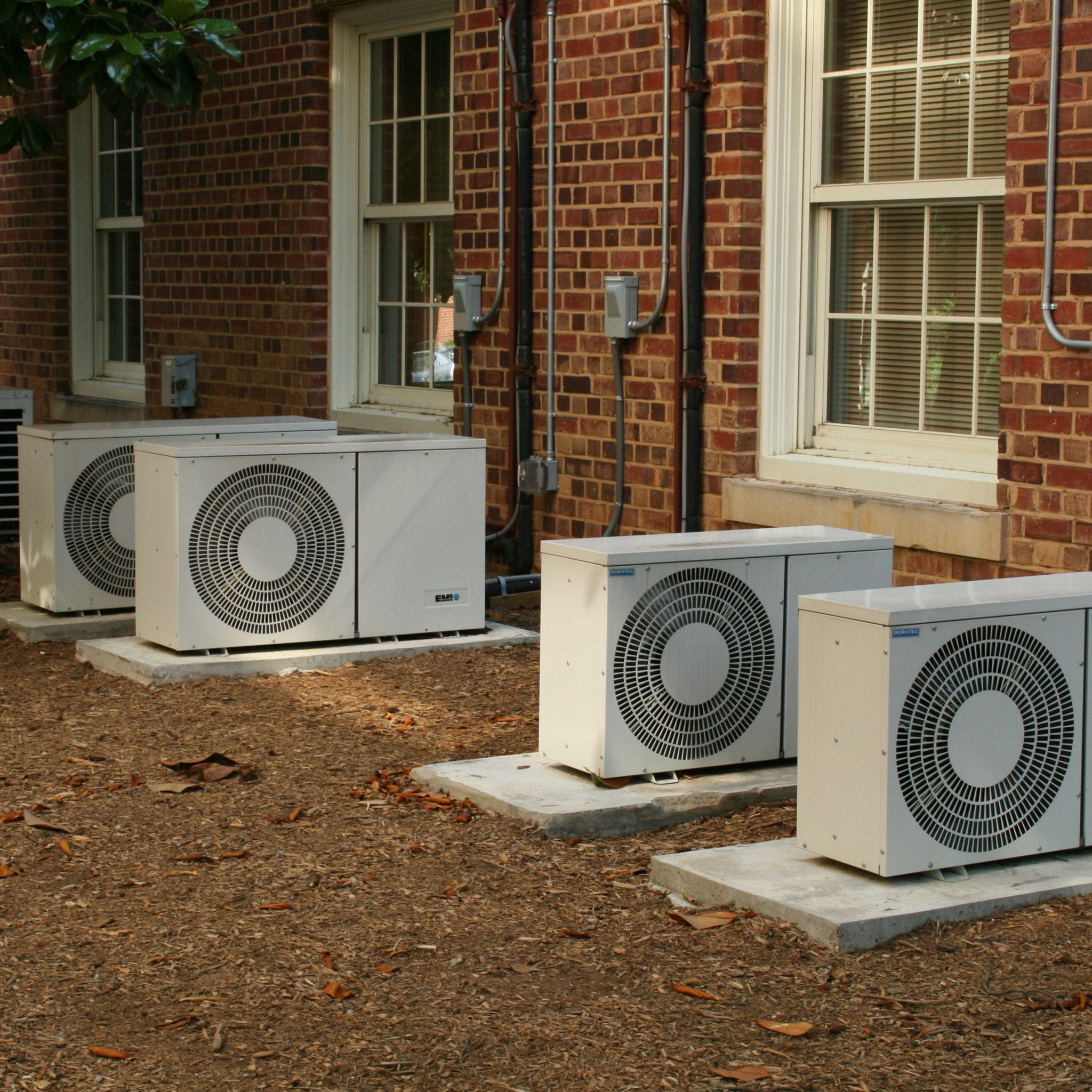 hvac maintenance outdoor A/C units