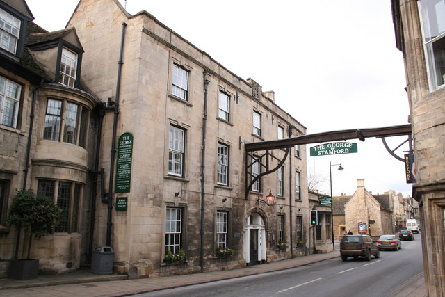 inspiring boutique hotel the george hotel stamford, lincolnshire, great britain