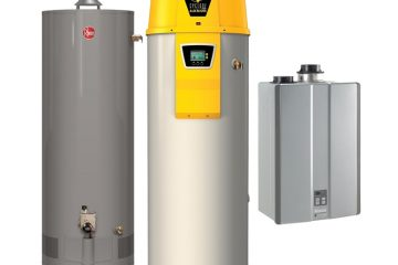 Commercial Water Heater Systems – Know Your Options