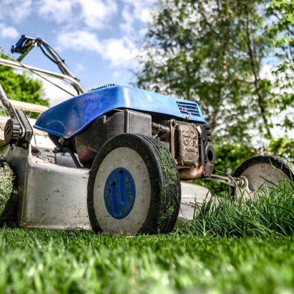 outdoor equipment maintenance