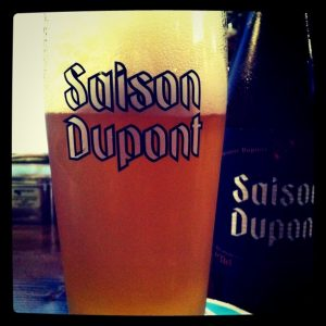 summer saison beer