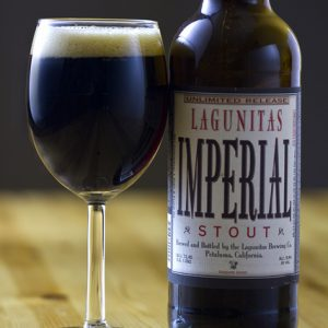 high gravity beers like lagunitas imperial stout are challenging but well worth the effort