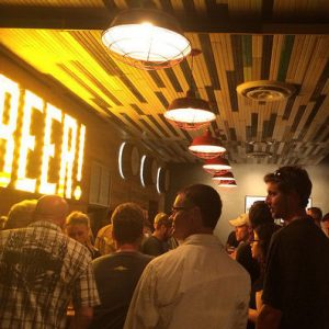 High Cotton Taproom Opening! Taprooms are a great way to get more notoriety to for your brand.