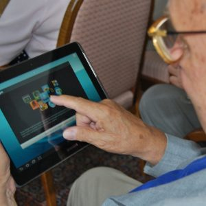 Matching residents with appropriate technology in your memory care facility can stimulate cognition and increase stimulation for people suffering from memory loss.