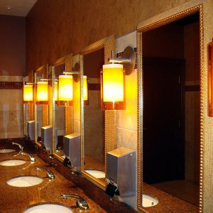 How do your restaurant restrooms look to your patrons?