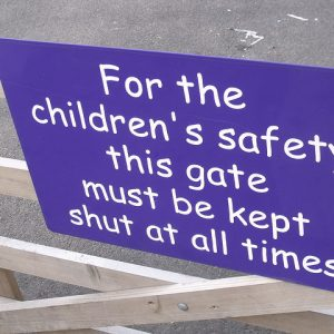 Make sure your hotel or other commercial property is kid friendly and safe!