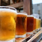 seasonal beers beer flight lineup