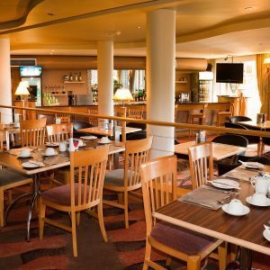 hotel restaurants Protea Hotel Knysna Quays