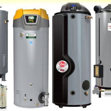 In the Know: High-Efficiency vs. Standard-Efficiency Water Heaters