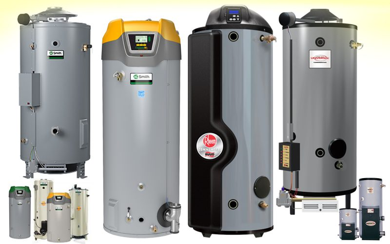 High Efficiency vs. Standard Water Heaters | Reliable Water Services