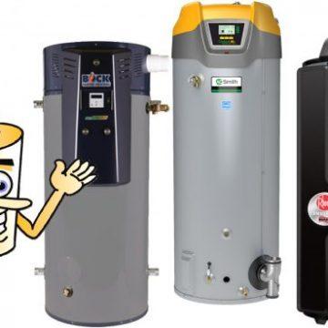 In the Know: High-Efficiency vs. Standard-Efficiency Water Heaters