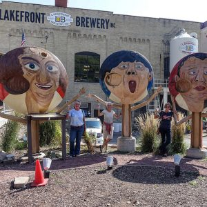 Wisconsin Craft Beer lakefront brewery