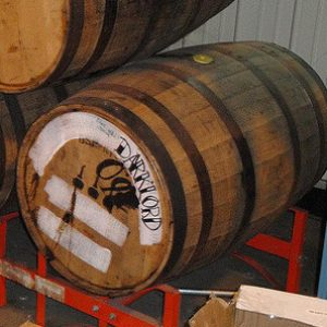 Indiana Breweries darklord barrel aging