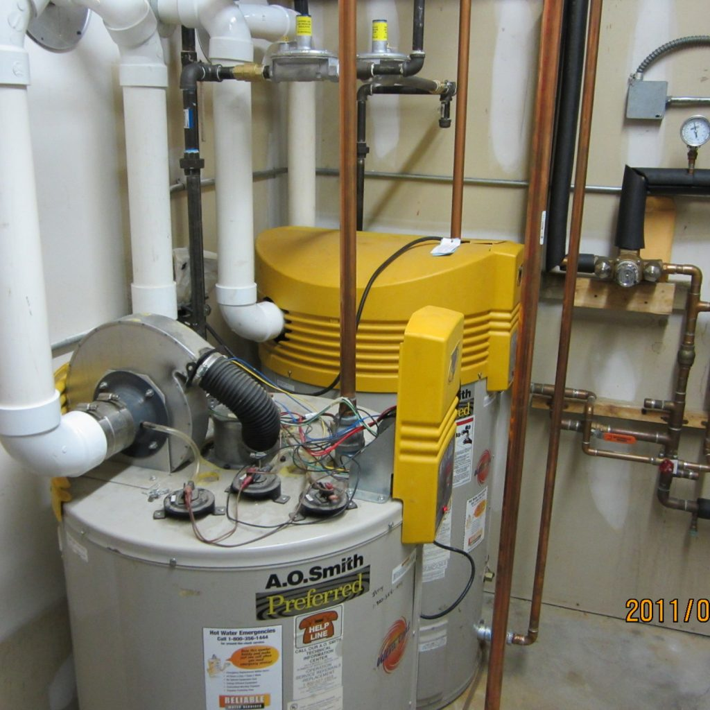 Water heater redundancy ensures that when one heater fails, you have a backup plan.