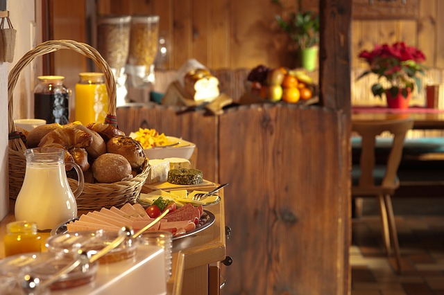 Continental breakfast is a sure way to please guests when they stay at your hotel.