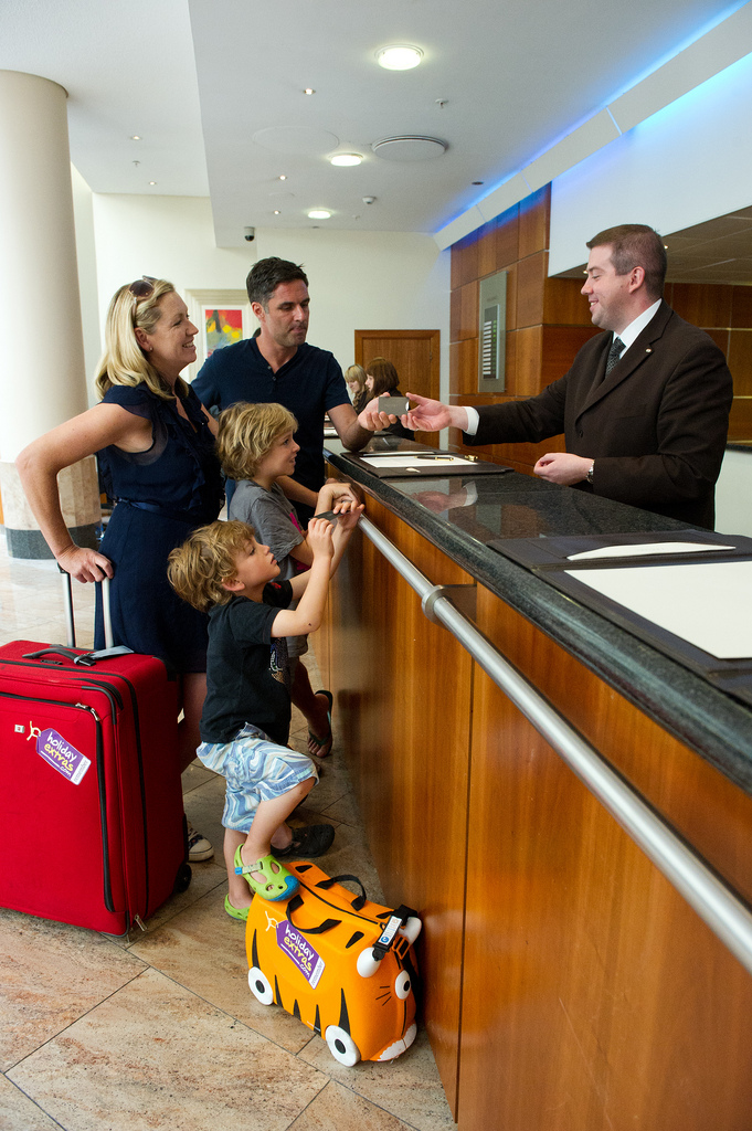 When families and hotel guests have a great experience at your hotel, they're likely to become return customers, helping your hotel stay in business