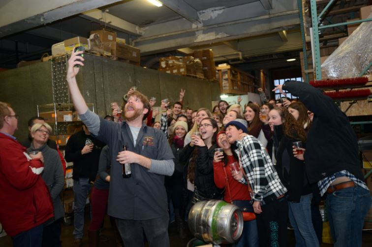 Lakefront Brewery tours are all about fun, comedy, and entertainment for friends and families
