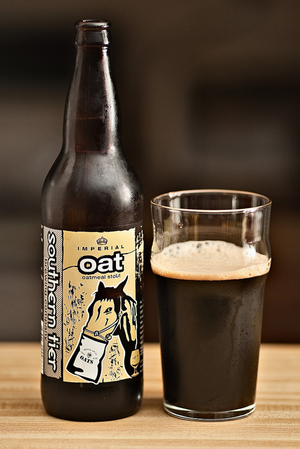 Southern Tier - Imperial Oat (oatmeal stout)