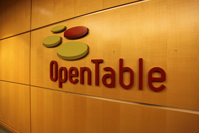 OpenTable is an established restaurant review site with credibility and history in the restaurant industry