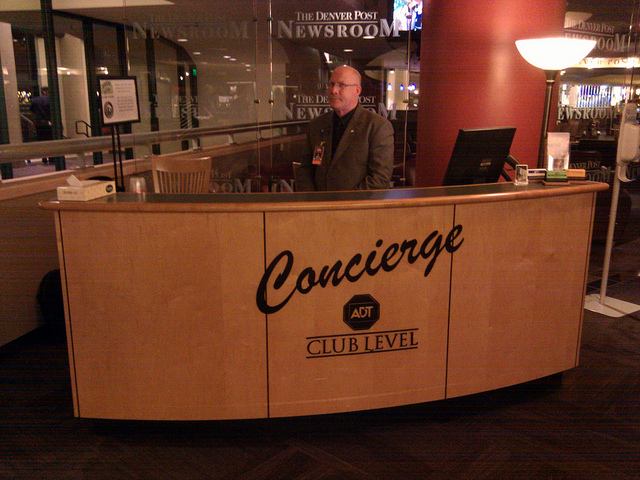 Personal concierge are a growing and popular trend in the hotel and service industry