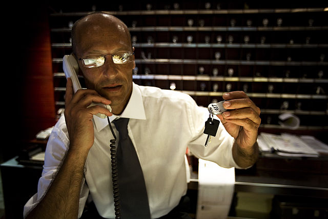 Personal concierge services will never go out of style or popularity with hotel guests