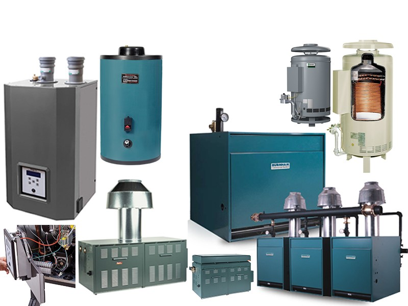 Commercial boilers come in all shapes and sizes so it's important to know the hot water needs of your commercial business