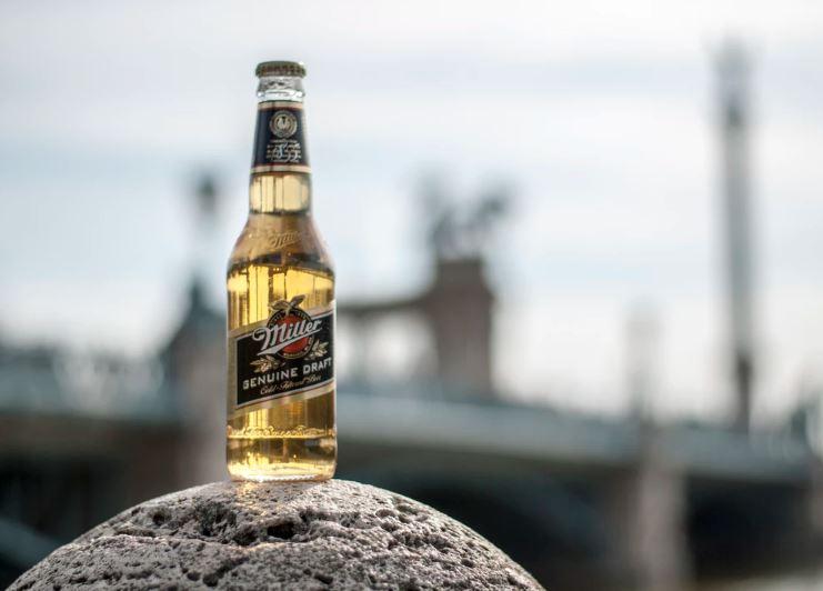 Miller Genuine Draft, American-style lager