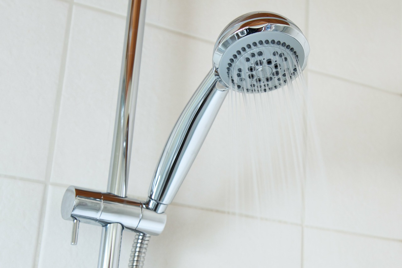 Hot water in nursing facilities is especially important for sanitation standards
