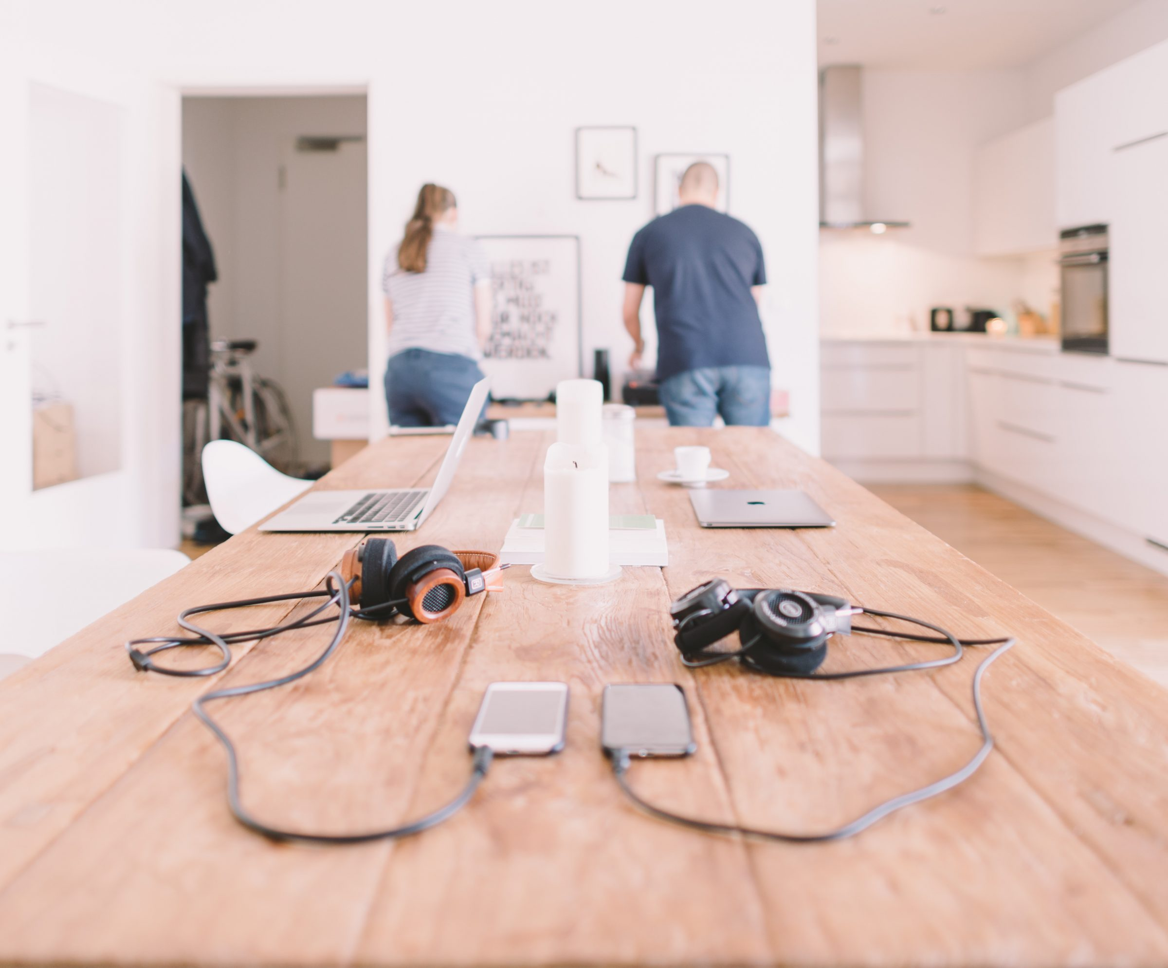 establishing a clear voice on social media platforms relevant to your ideal customers is key to successfully connecting with prospective tenants