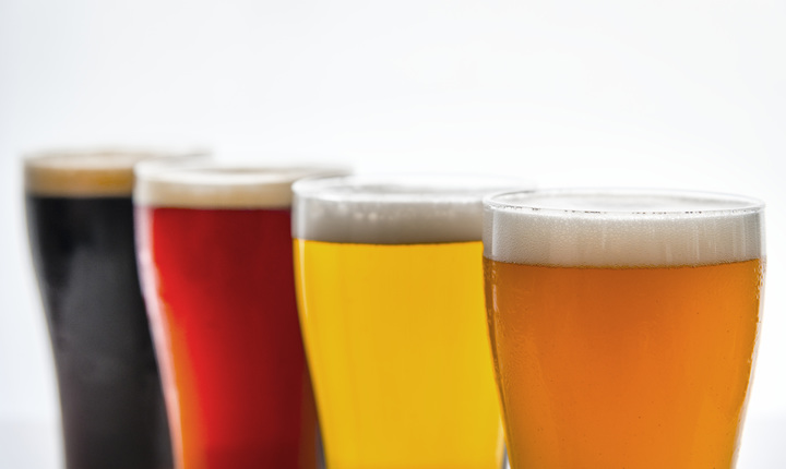 the most common sour beer styles are popular among the craft brewing community