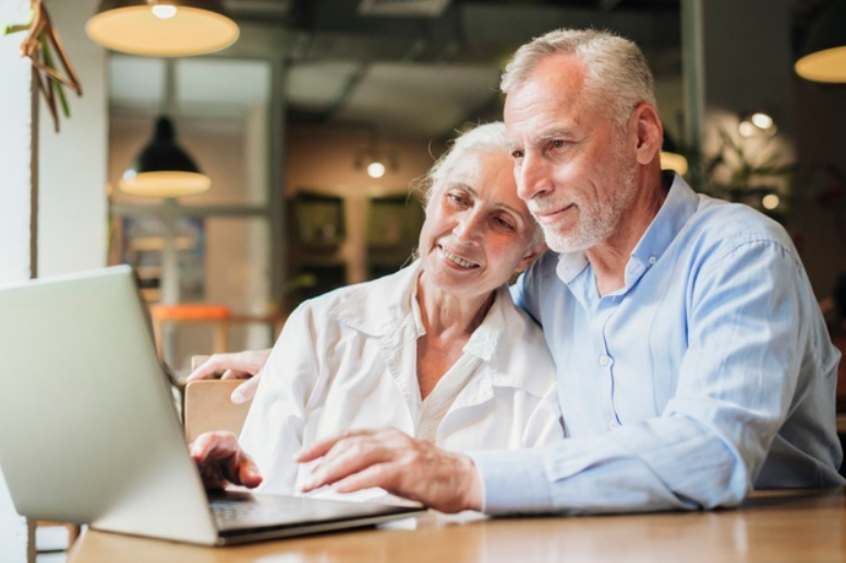Seniors are enjoying advancements in technology, allowing them to live more connected lives