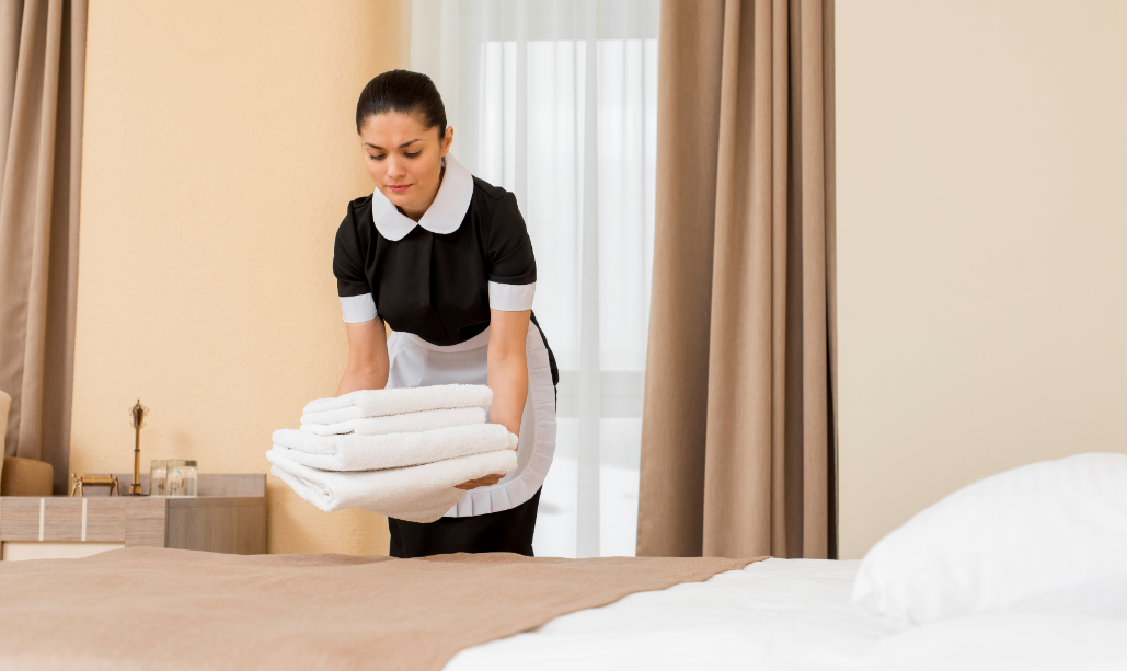 Updating your hotel's housekeeping tasks is a great way to improve your business during the coronavirus pandemic