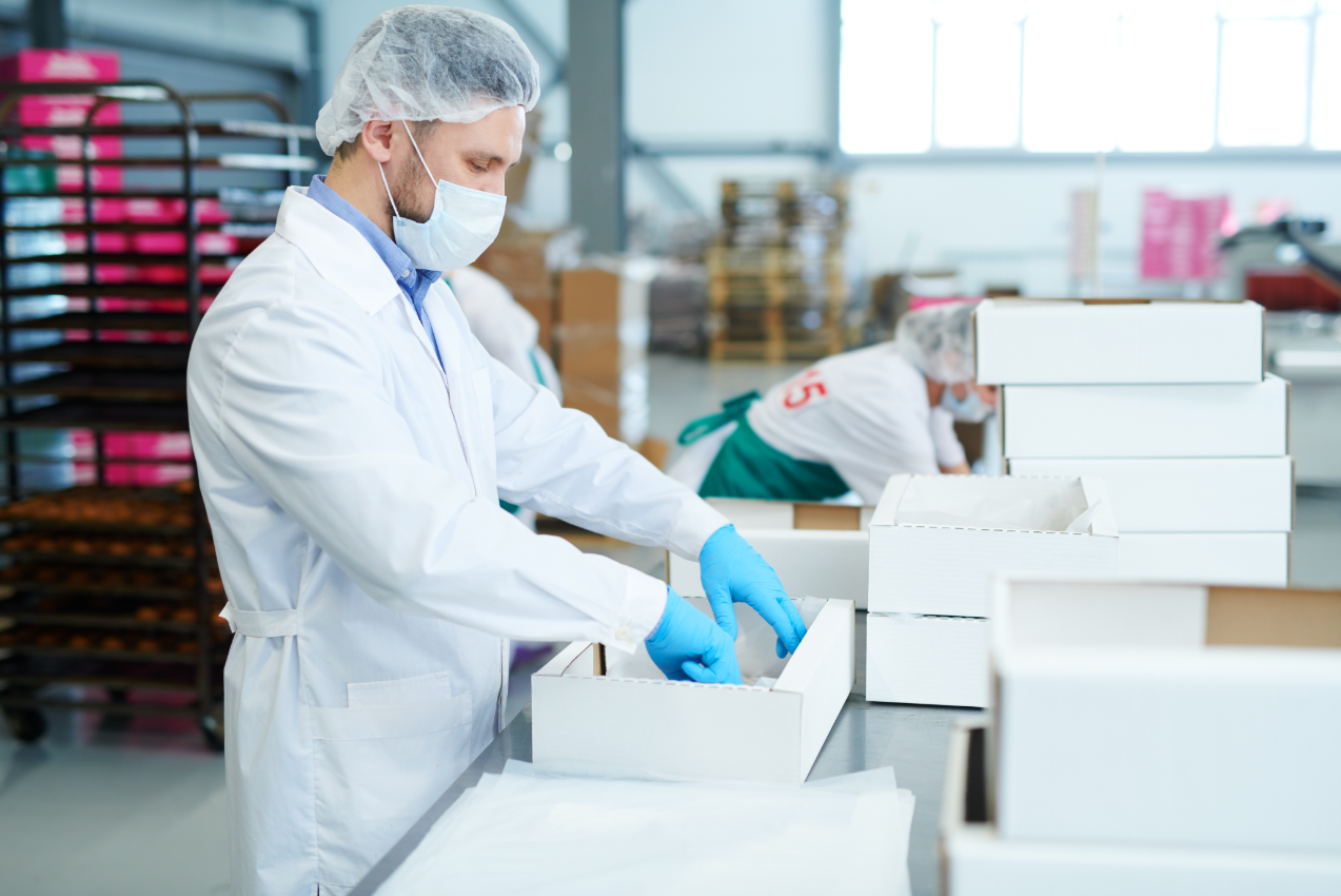Authorities re continuously updating guidelines for food manufacturing and production during the global pandemic.