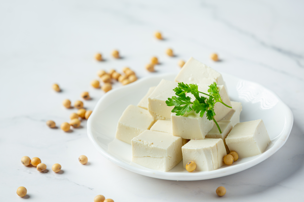 Does plant-based protein, like tofu, make sense as a product for your food manufacturing line?