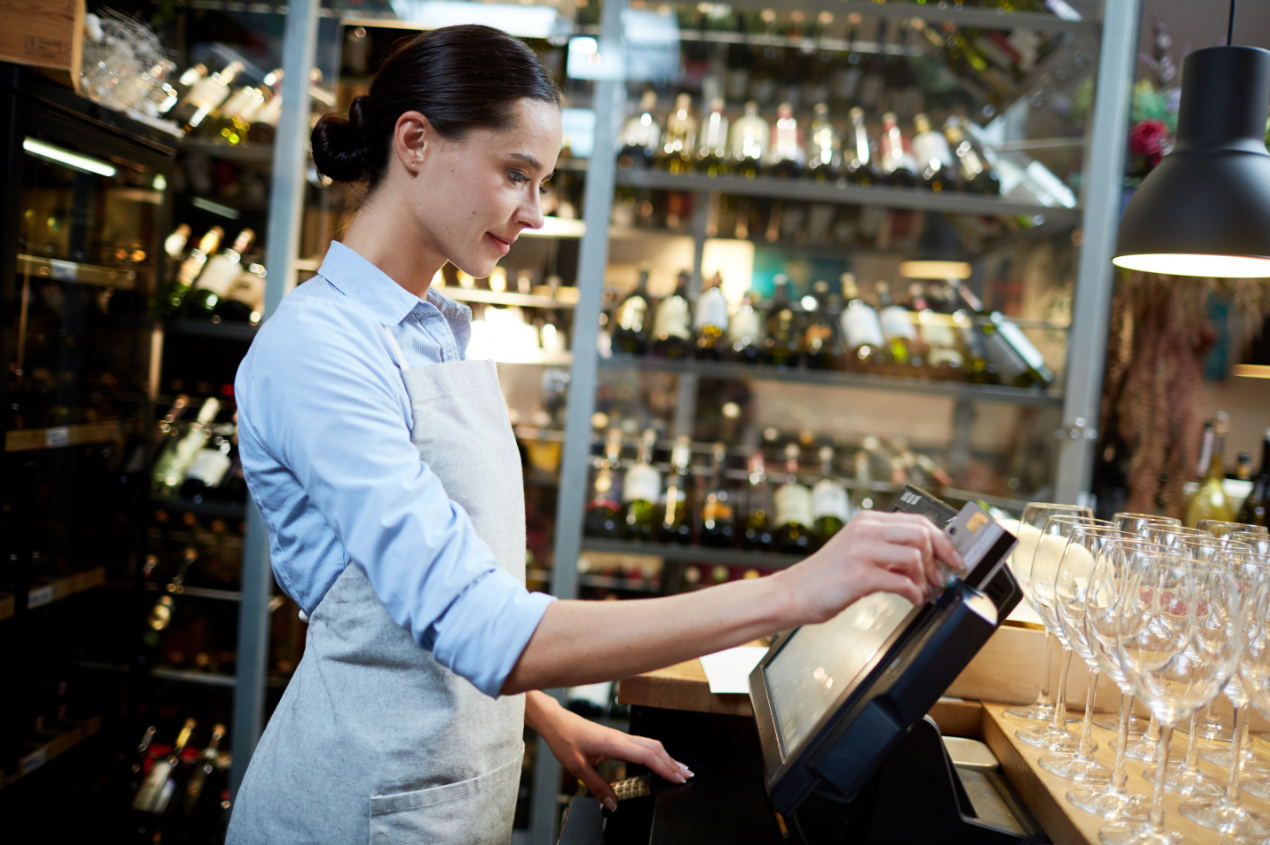 Your restaurant POS system should work flawlessly on a busy night behind the bar