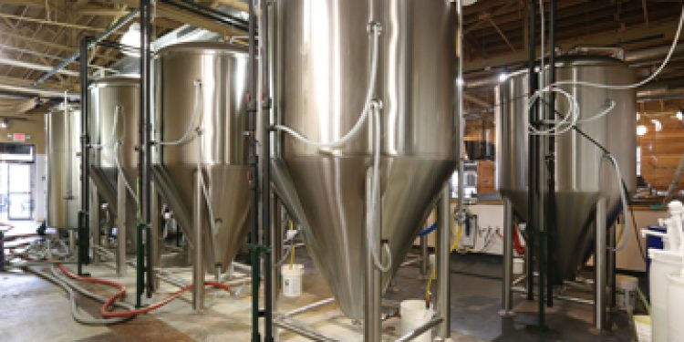 brewery water heaters